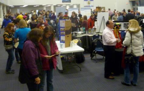 EHS Hosts Annual STEM Fair