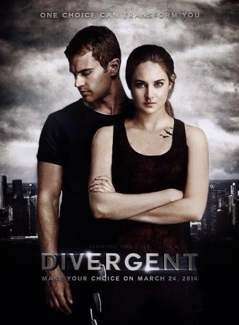 One Movie Can Make Your Jaw Drop: Review of Divergent