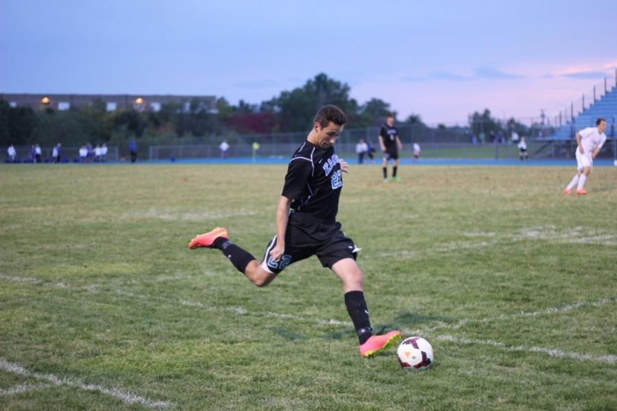 Boys' Soccer In a Groove