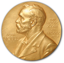 Nobel Peace Prize (wikipedia.org)