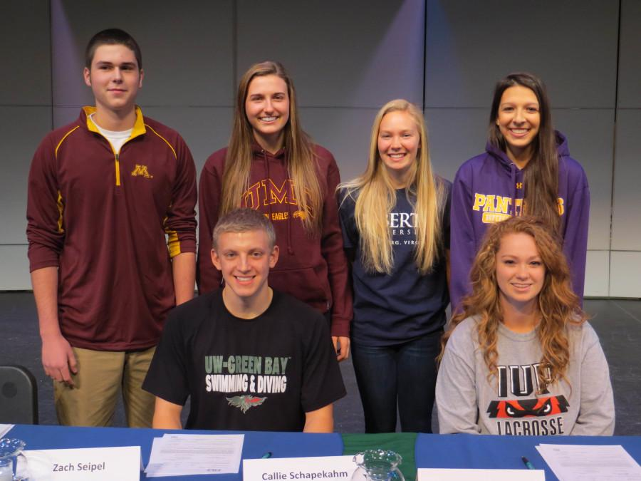 Letters of Intent Signings