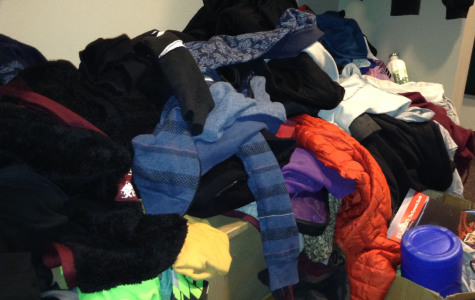 Results of Interact Club's Coat Drive