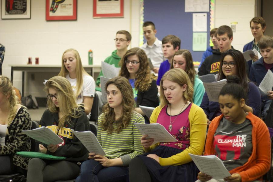 Choirs Prepare for South Suburban Festivals