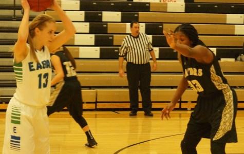 Girls' Basketball Striving to Improve
