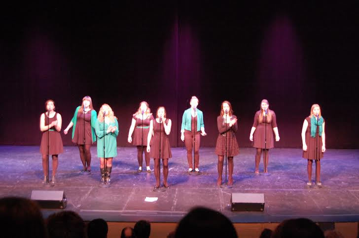 Alum Performs at Audacious Concert