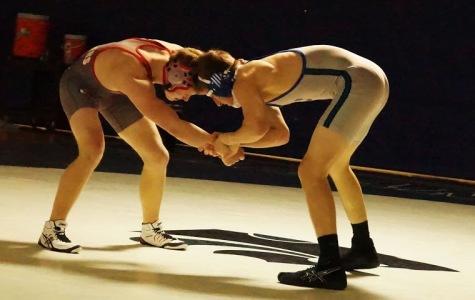 Boys' Wrestling Growing Confident