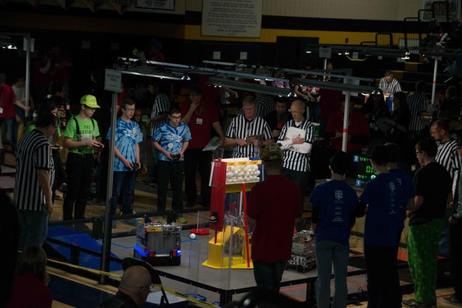 Robotics Team Season Underway