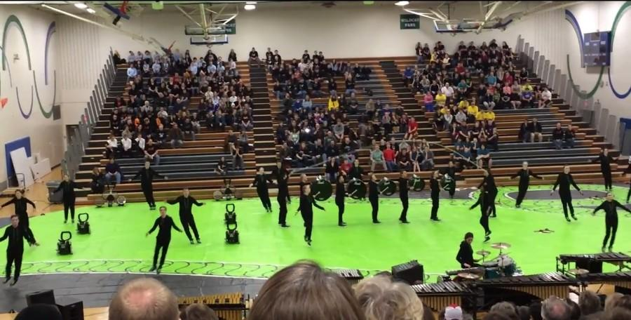 Drumline+Performs+New+%27Ropes%27+Show