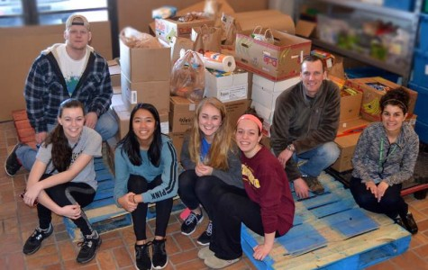 $4,100 Raised Through Food Drive