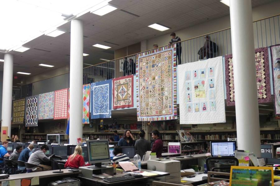 Quilt Exhibit Comes to an End