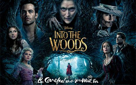 Into the Woods movie poster Photo Credits: iMDB