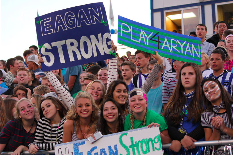 Eagan Strong