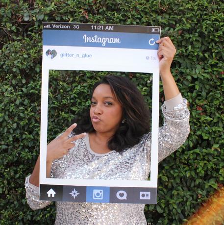 6. Instagram Selfie