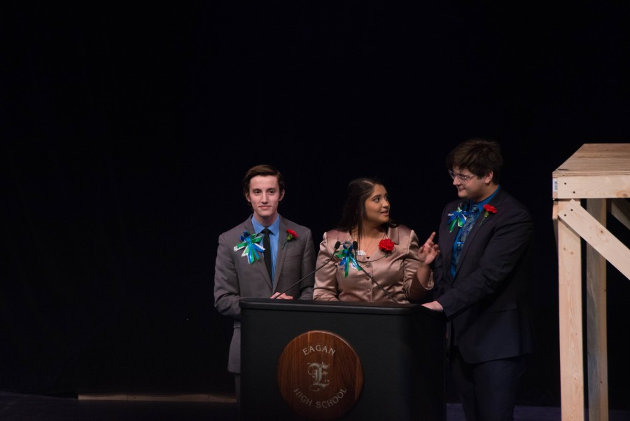 Magical Moments from Eagan Speech (Slideshow)