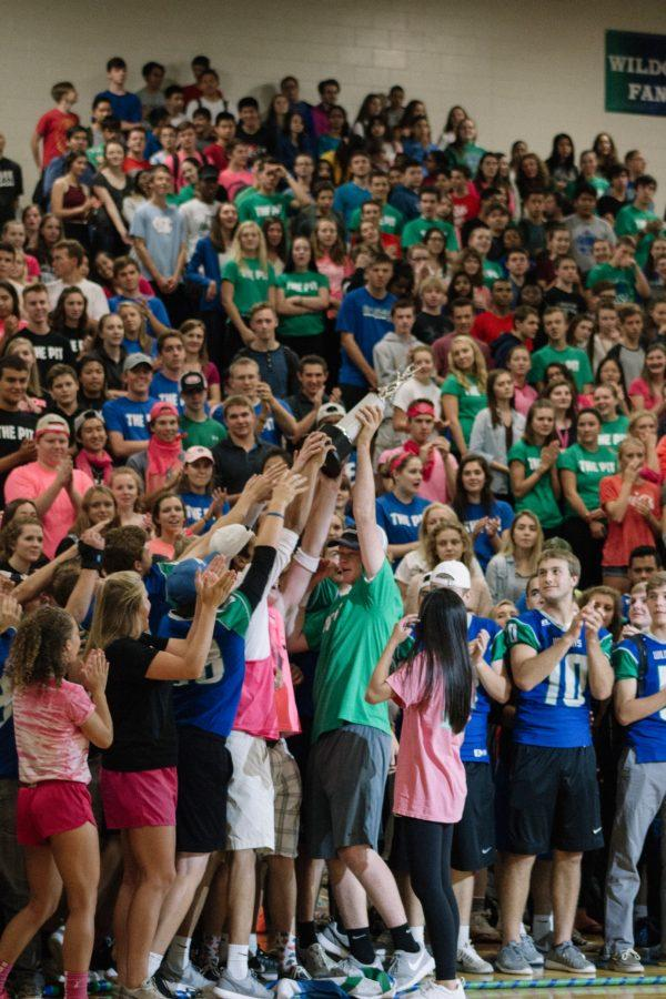 First Pepfest of the School Year (Slideshow)