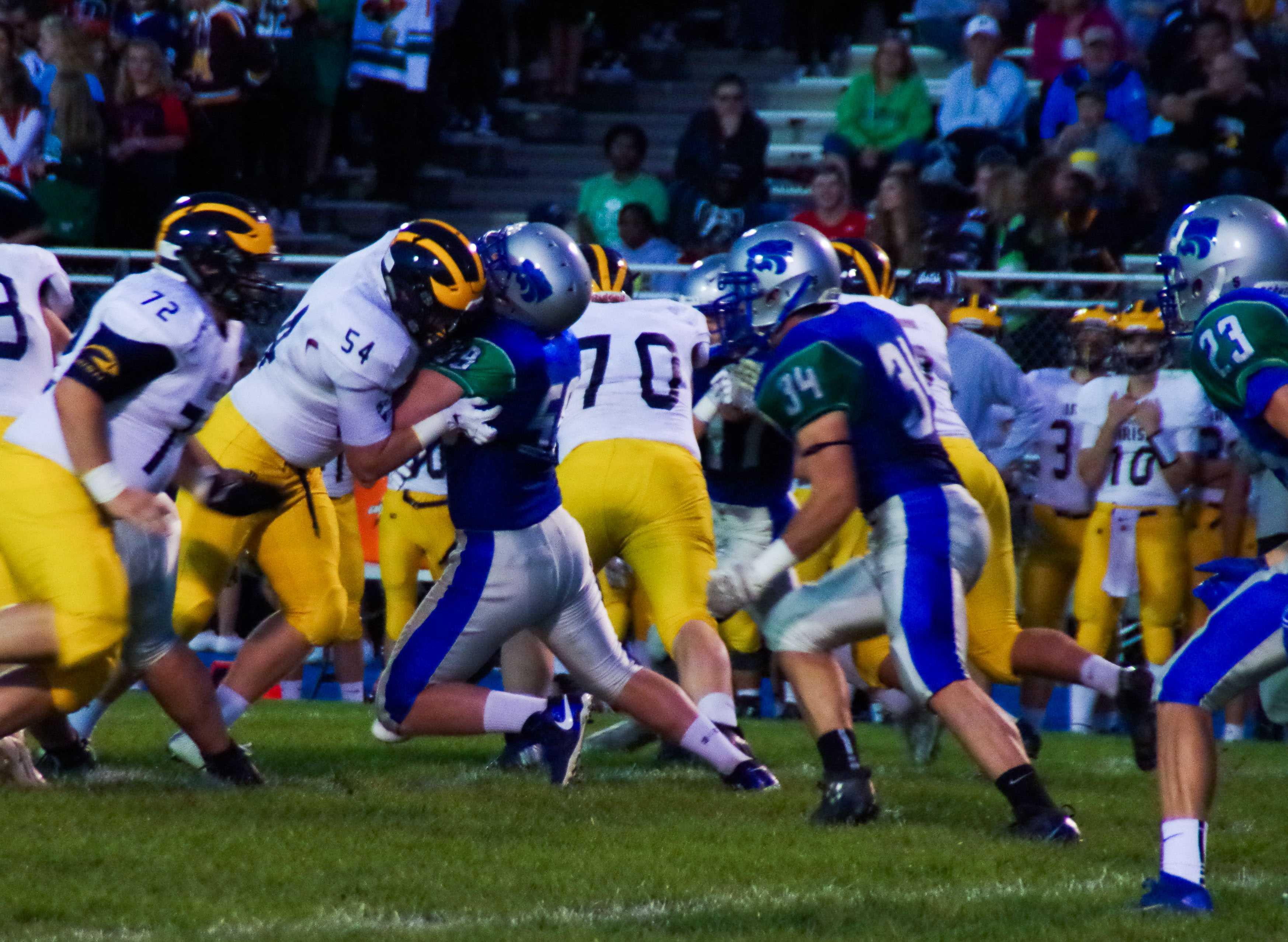 Eagan's defense meets Rosemount's offense