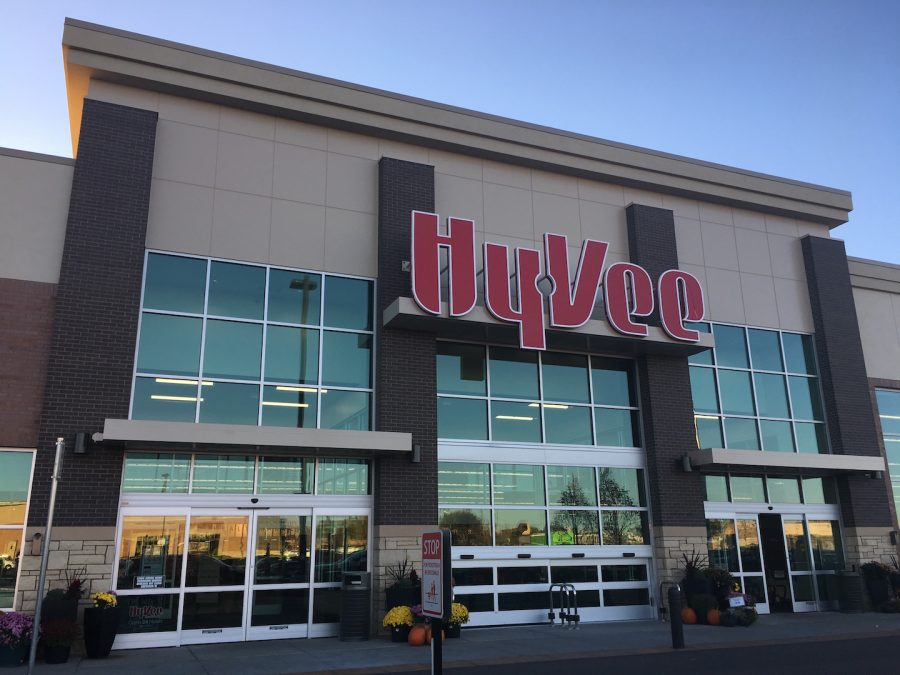 Hy-Vee Open for Business