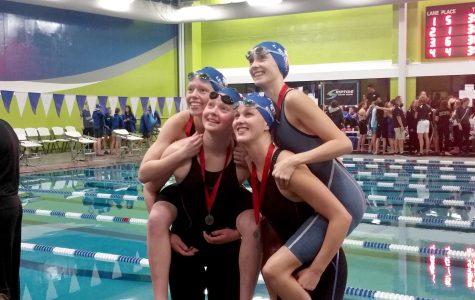 2016 Girls Swim & Dive Recap