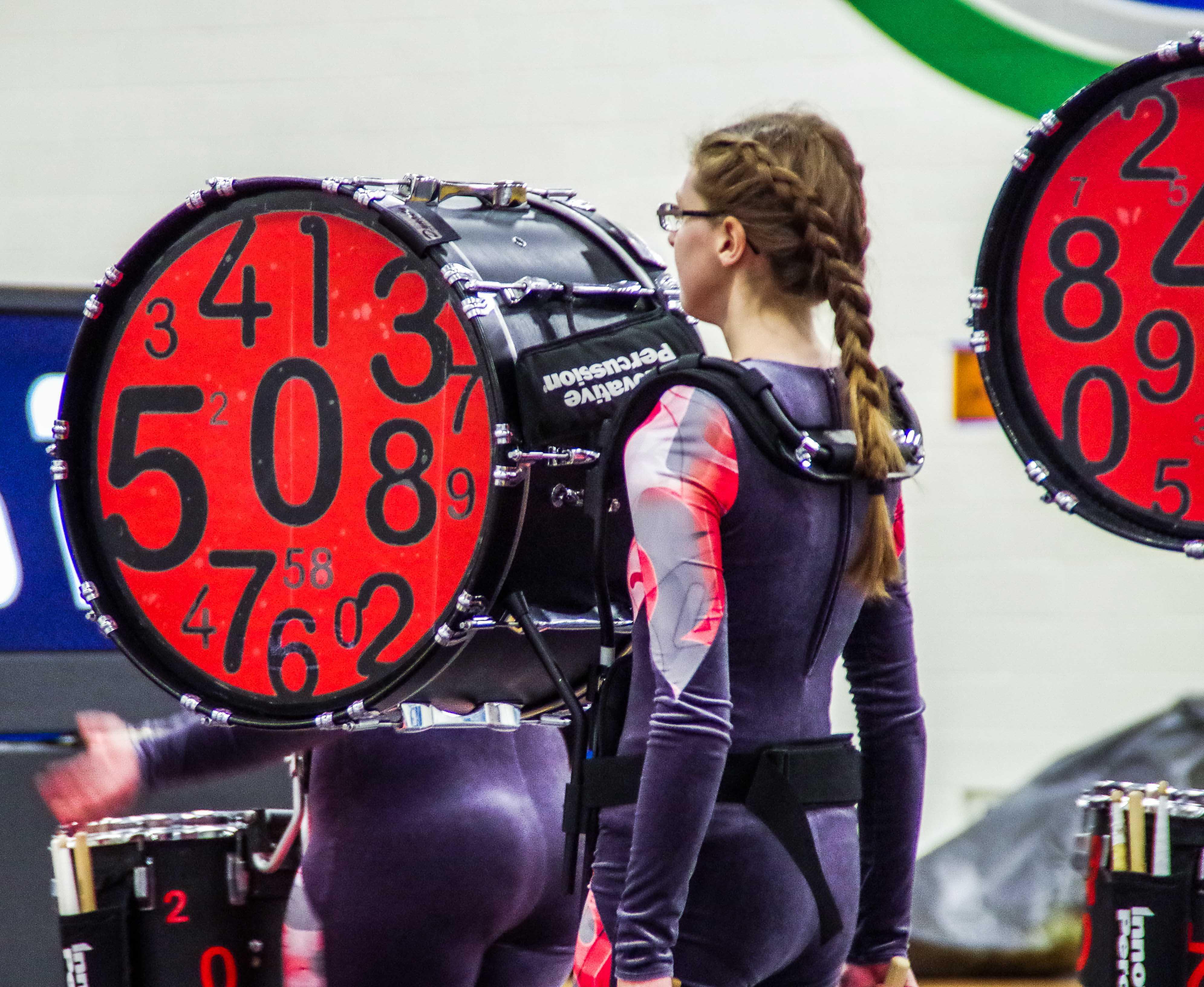Burnsville drum close