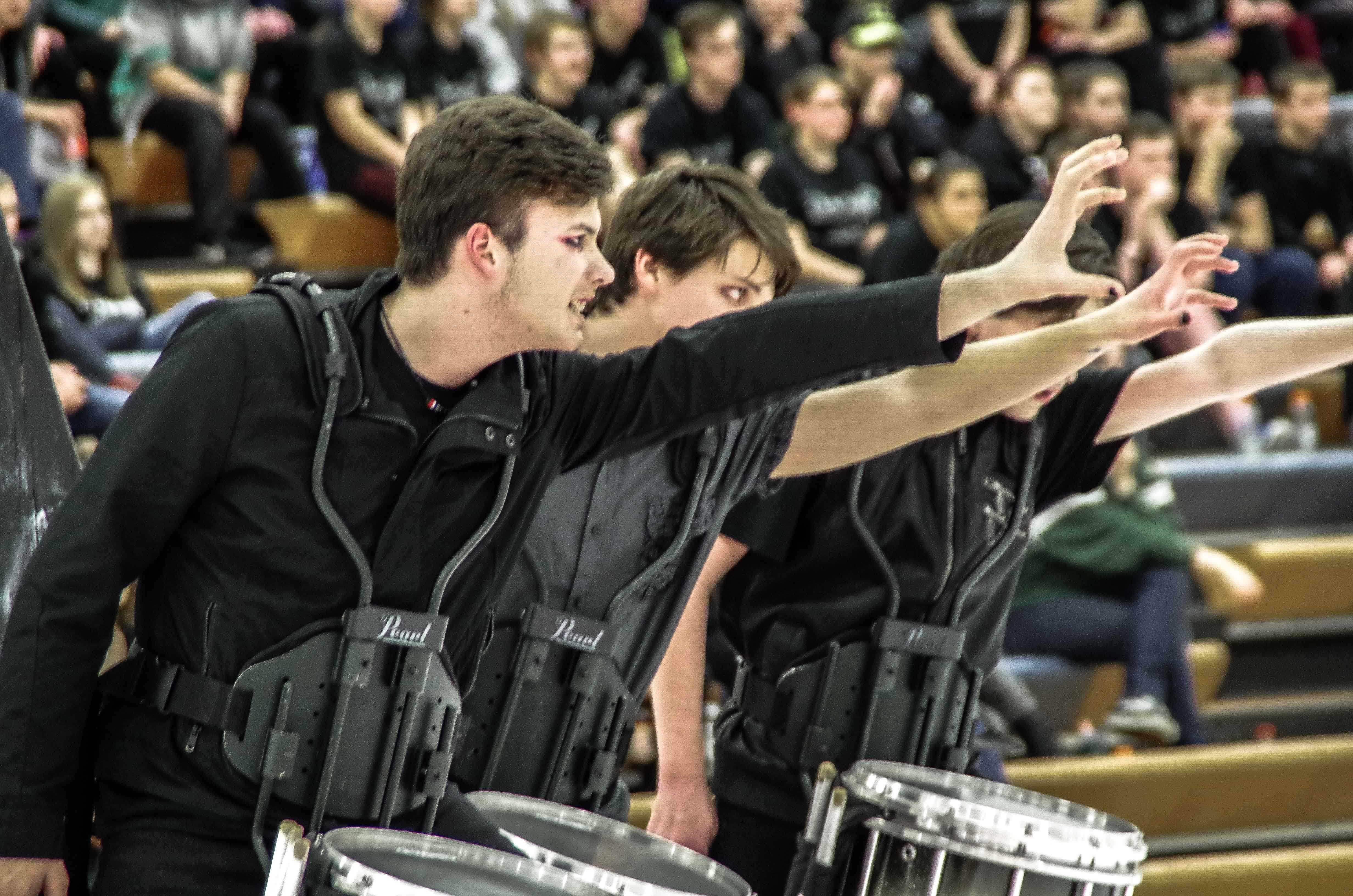 River City Percussion Threatre Reach