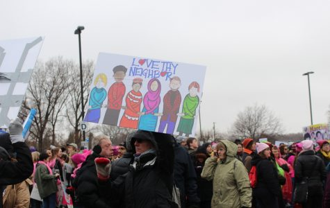 Thousands of Minnesotans Participate in Women's March