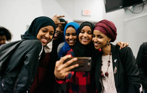 Representatives Ilhan Omar and Erin Maye Quade Inspire Eagan Youth