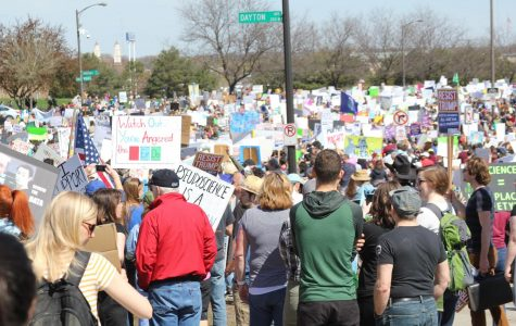 March for Science:  A Day in the Life