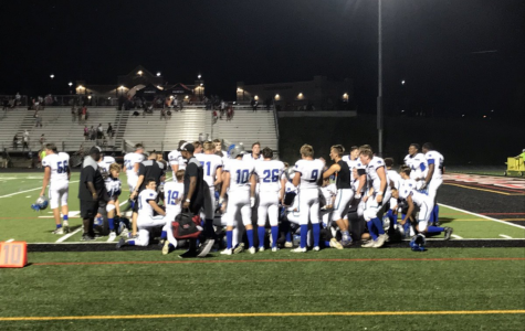 Eagan Football claims a victory