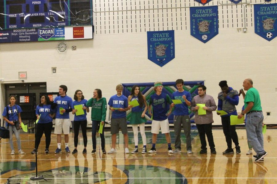 EHS' first ever 'difference makers' are announced, including Eagan Independent's own Olivia Crutchfield.