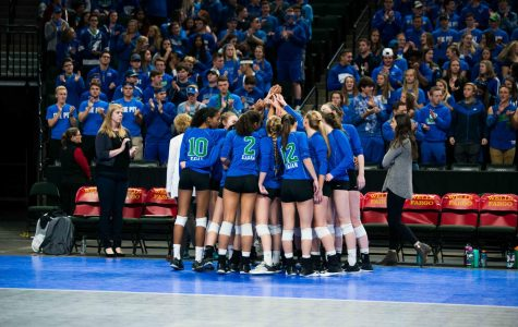 Girl's Volleyball Take on State