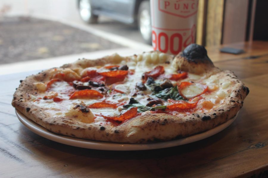 Restaurant Review:  Punch Pizza