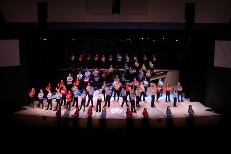 """Anything Goes"" Debuts at Eagan High School"