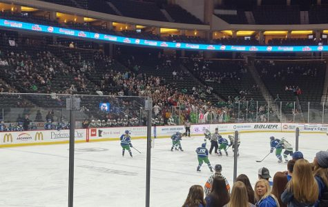 Girls' Hockey at the Xcel Energy Center