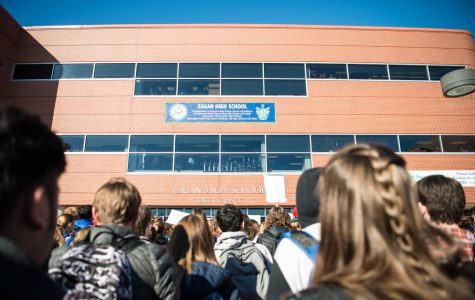 Eagan Participates in National Walkout