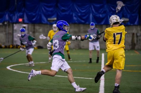 Boys' Lacrosse Springs Into A Fresh Season