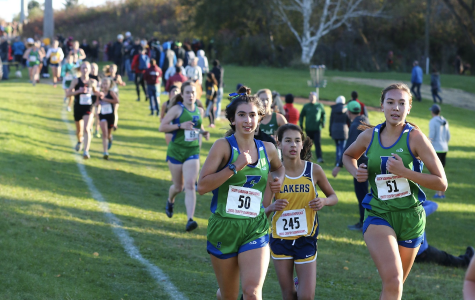 Three freshmen lead the pack at SSC Run
