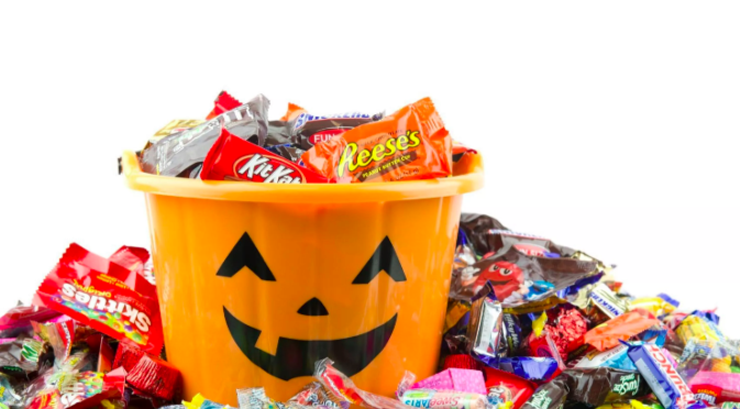 Where to donate extra Halloween candy