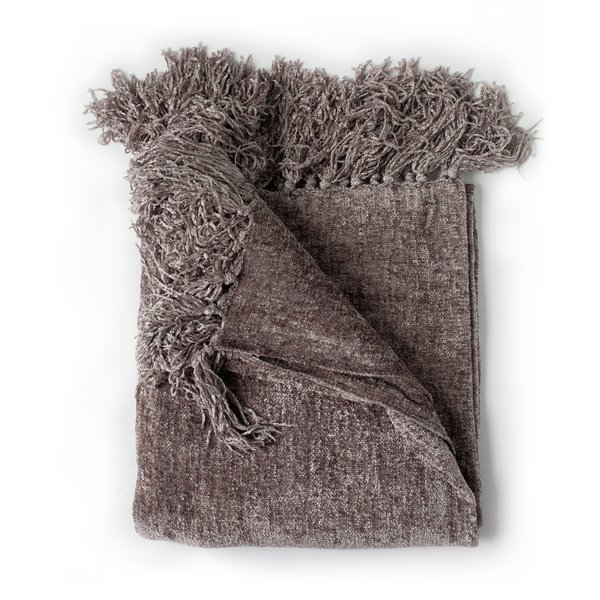 Fuzzy blankets to cozy up in this winter.
