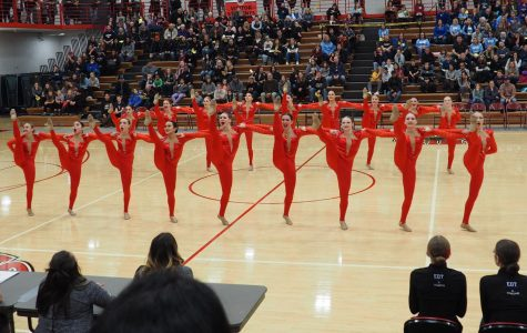 Eagan Dance Team ends the season with a strong finish