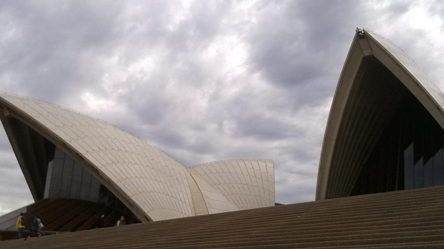 The Sydney Opera House Photographer- Hana Diwan
