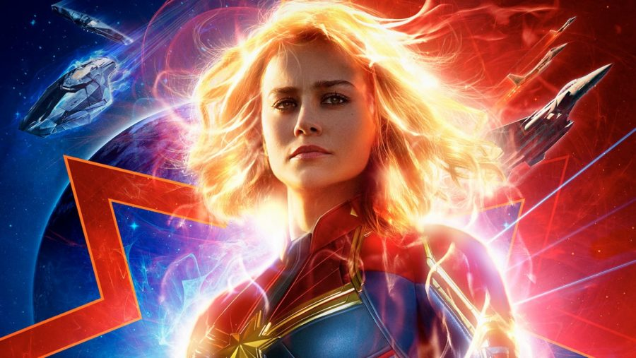 """Captain Marvel"" dominates theaters while celebrating women"