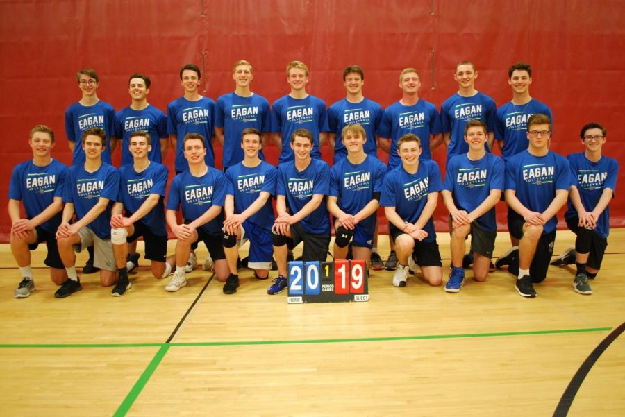 New sport alert – Boys Volleyball brought to Eagan