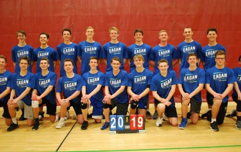 New sport alert - Boys Volleyball brought to Eagan