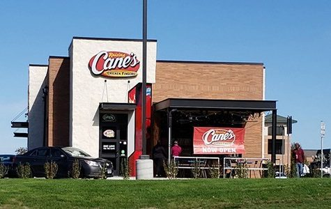 Eagan's Newest Addition: Raising Canes