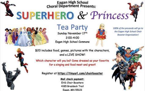 EHS choir's super fun-draiser