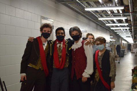 Les Misérables takes the (virtual) stage