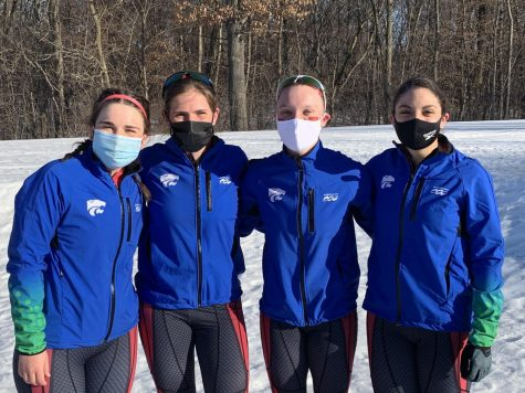 Nordic skiing: the road to state
